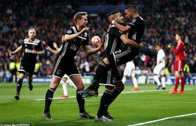 Những khoảnh khắc Real Madrid sụp đổ ở Bernabeu, trở thành cựu vương Champions League - Ảnh 1.