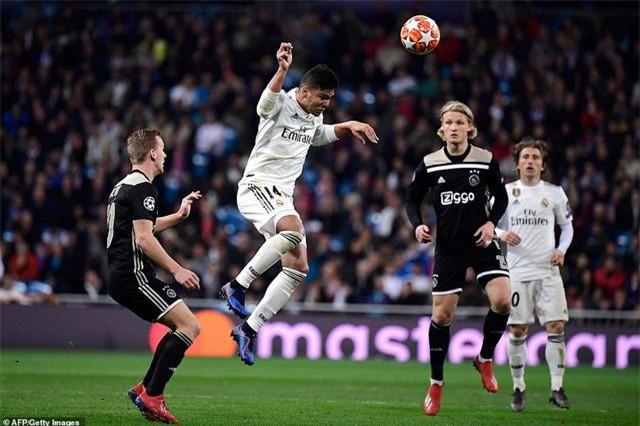 Những khoảnh khắc Real Madrid sụp đổ ở Bernabeu, trở thành cựu vương Champions League - Ảnh 12.