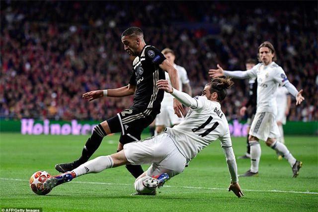 Những khoảnh khắc Real Madrid sụp đổ ở Bernabeu, trở thành cựu vương Champions League - Ảnh 16.