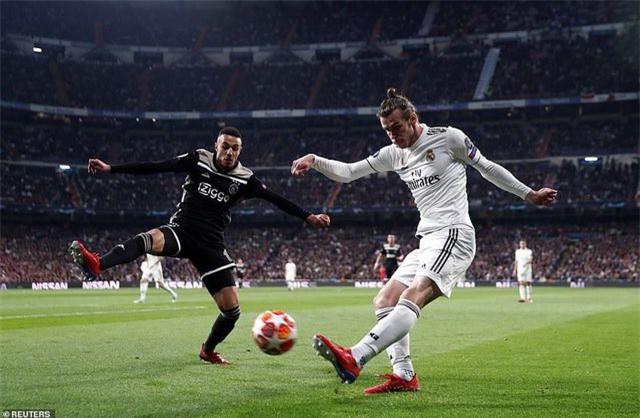 Những khoảnh khắc Real Madrid sụp đổ ở Bernabeu, trở thành cựu vương Champions League - Ảnh 17.