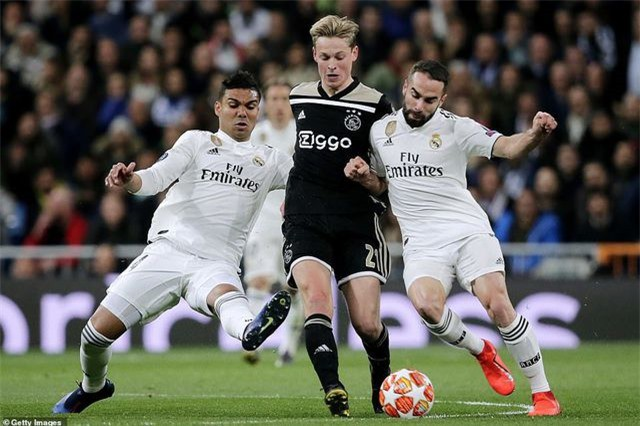 Những khoảnh khắc Real Madrid sụp đổ ở Bernabeu, trở thành cựu vương Champions League - Ảnh 20.