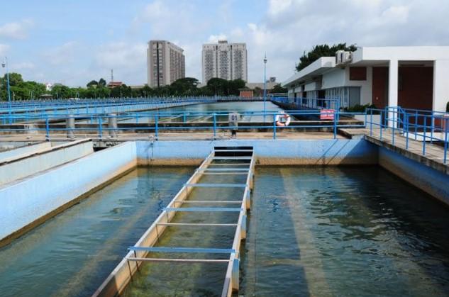 7 quận huyện của TP HCM sẽ bị cúp nước vào ngày cuối tuần - Ảnh 1.