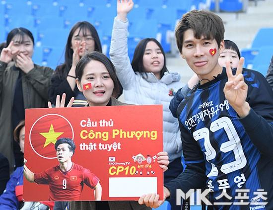 Công Phượng kịp hít hà bầu không khí K-League trong ngày Incheon Utd đả bại Gyeongnam, chiếm ngôi nhì bảng - Ảnh 2.