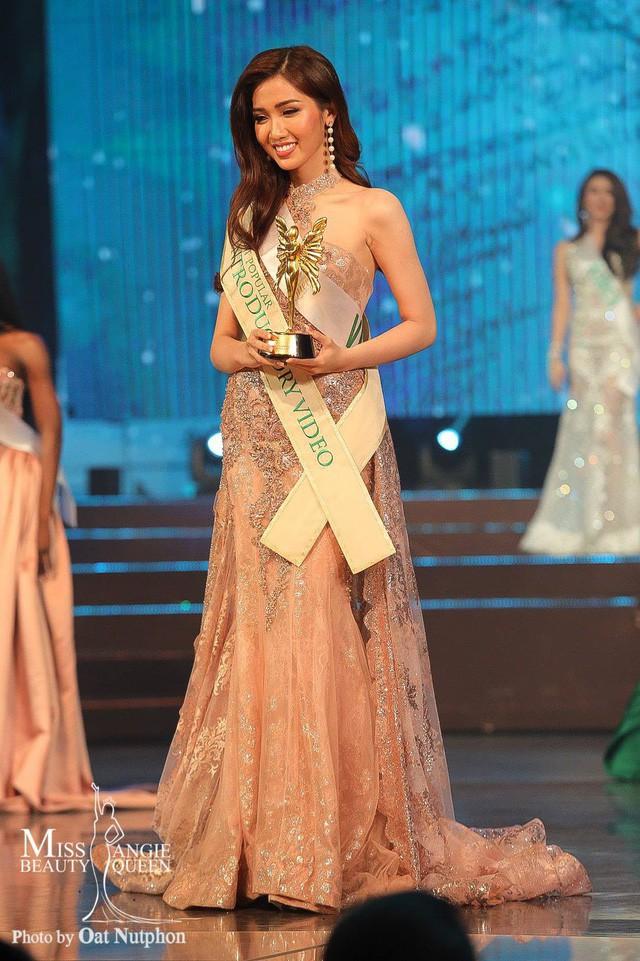 Đỗ Nhật Hà lần đầu chia sẻ sau cuộc thi Hoa hậu Chuyển giới Quốc tế - Ảnh 1.