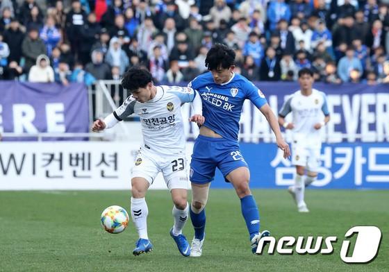 Báo Hàn Quốc: Công Phượng nguy hiểm nhất Incheon United, có thể tỏa sáng ở K-League - Ảnh 1.