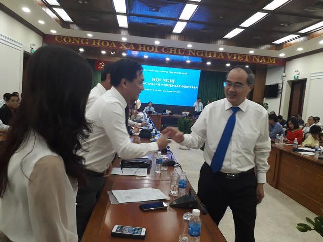 Doanh nghiệp bất động sản TP HCM gửi một loạt bức xúc đến Bí thư Nguyễn Thiện Nhân - Ảnh 3.
