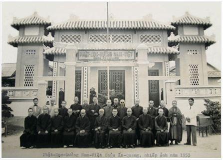 Điểm đặc biệt của ngôi chùa Ấn Quang - nơi cử hành lễ tang cố nghệ sĩ Anh Vũ  - Ảnh 1.