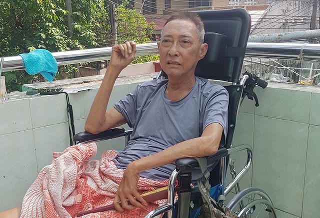 Nghệ sĩ Lê Bình: Nửa đời cho nghệ thuật, nửa đời cho nỗi đau - Ảnh 4.