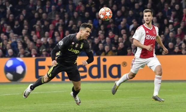 Ronaldo tiếp tục khiến fan kinh ngạc về sự xuất sắc của mình - Ảnh 1.