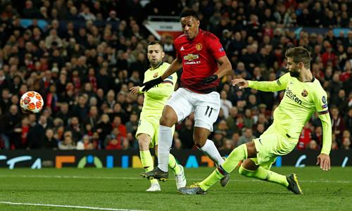 BBC Sport: Man Utd cần phép màu để ngược dòng trước Barca - Ảnh 1.