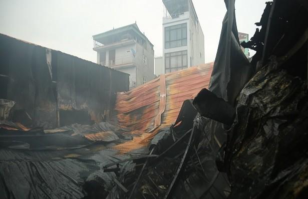 Khởi tố vụ hỏa hoạn làm 8 người chết ở Hà Nội - Ảnh 1.