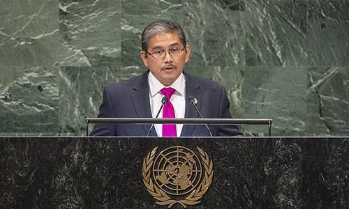 Brunei giải thích luật tử hình người ngoại tình và quan hệ đồng tính - Ảnh 1.