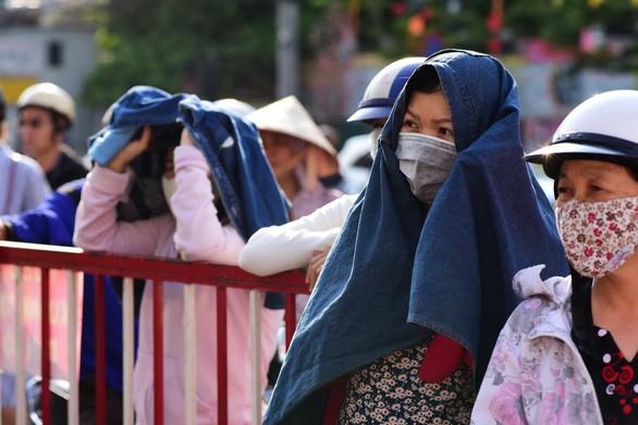 Hôm nay TP HCM, Đồng Nai, Bình Dương có thể nóng 38 độ - Ảnh 1.