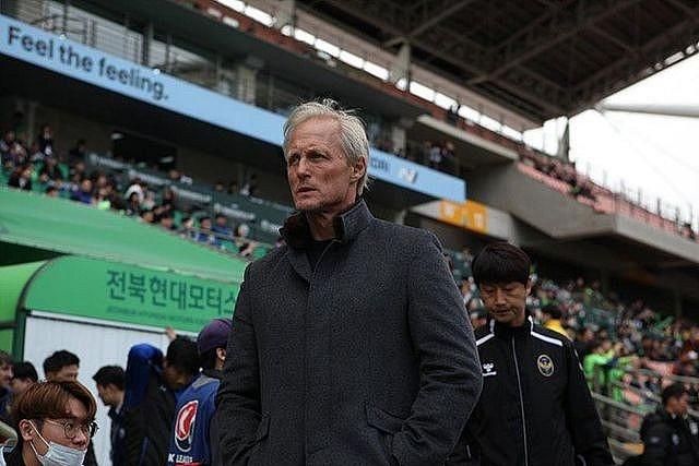 HLV của Công Phượng tại Incheon United chính thức bị sa thải - Ảnh 2.