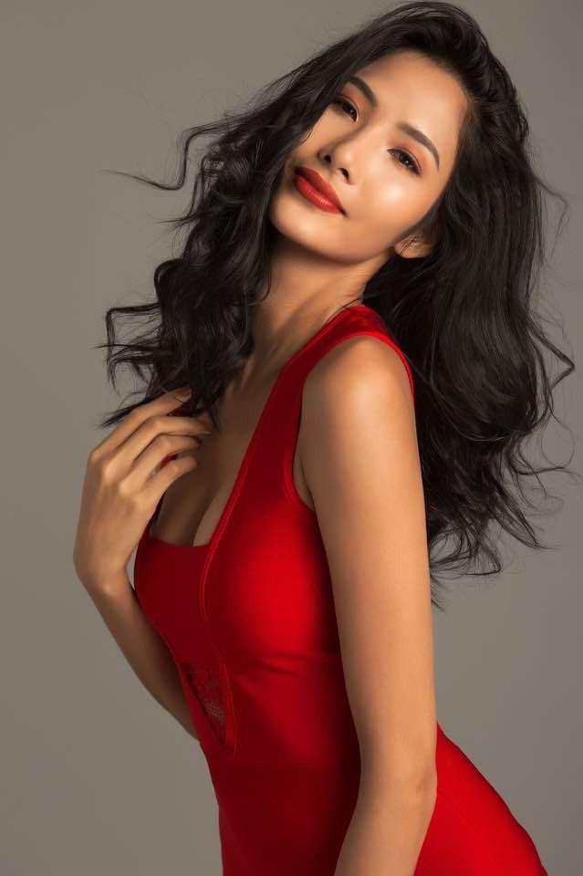 Chọn kiểu tóc phù hợp, tôn lên vẻ đẹp cho Á hậu Hoàng Thùy  - Ảnh 12.