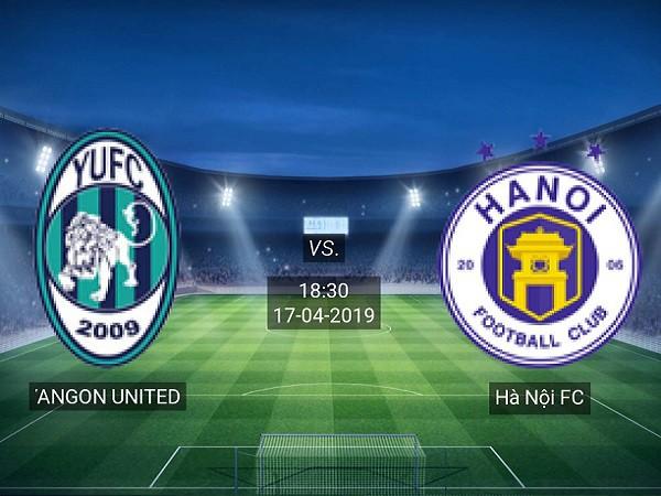Nhận định Yangon Utd vs Hà Nội FC (16h00, 17/04) vòng bảng AFC Cup: Lấy lại hình ảnh - Ảnh 1.