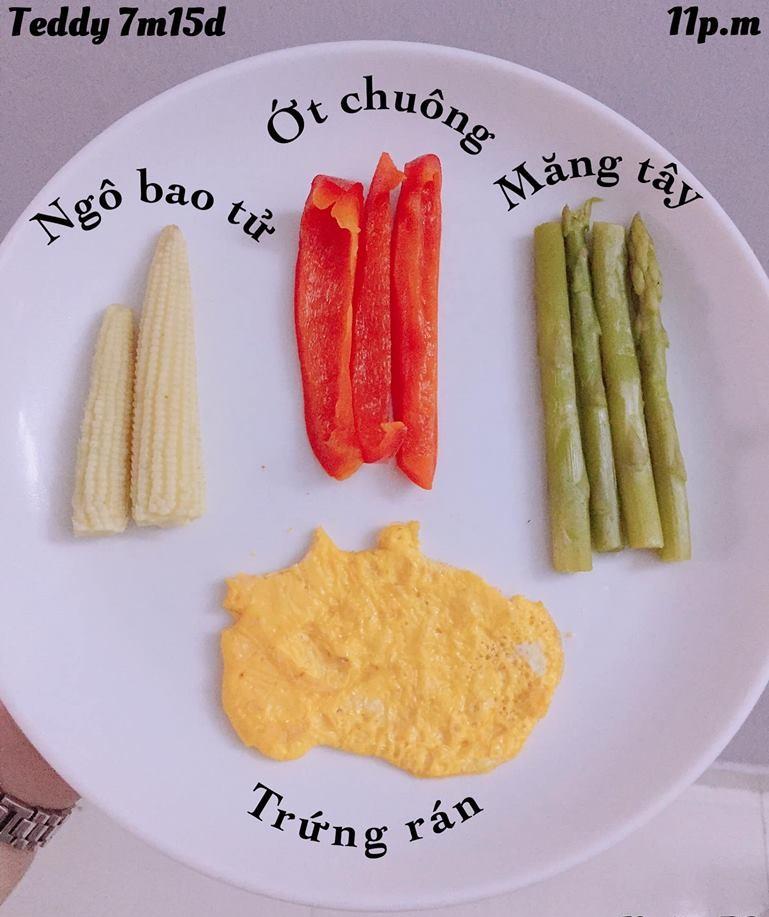 Bé ăn ngon miệng với thực đơn ăn dặm 3in1 cho trẻ 7 tháng - Ảnh 31.