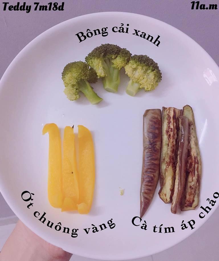 Bé ăn ngon miệng với thực đơn ăn dặm 3in1 cho trẻ 7 tháng - Ảnh 35.