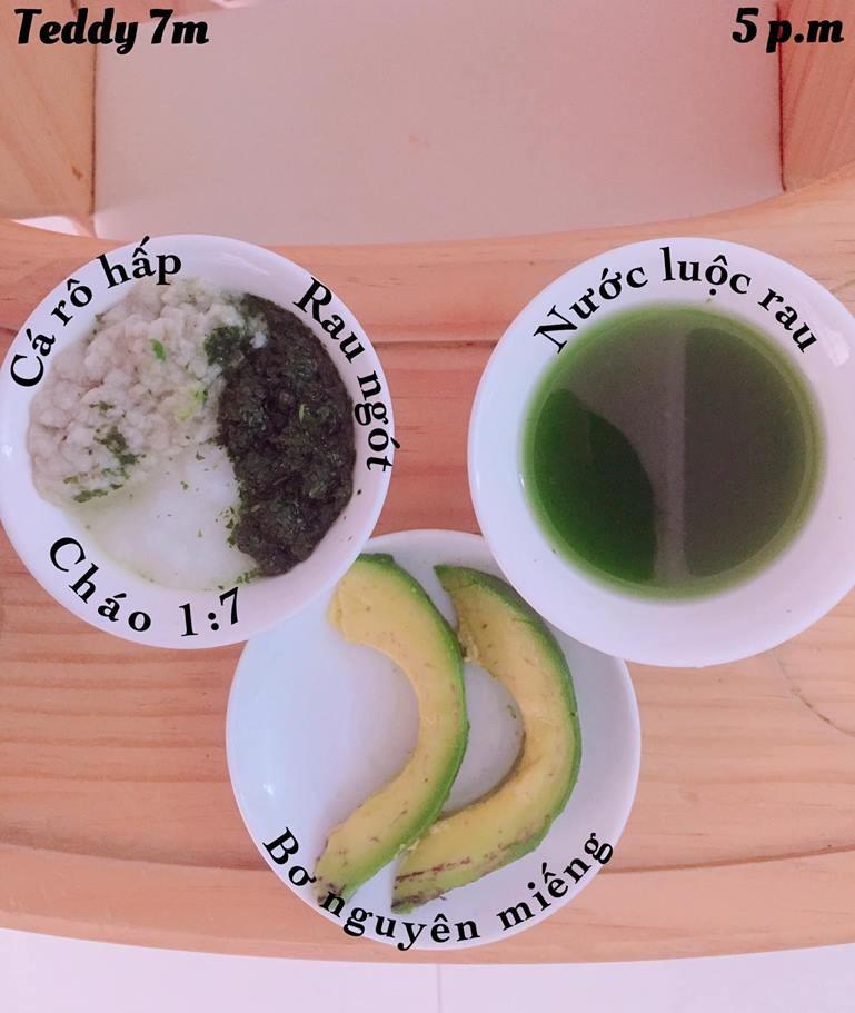 Bé ăn ngon miệng với thực đơn ăn dặm 3in1 cho trẻ 7 tháng - Ảnh 6.