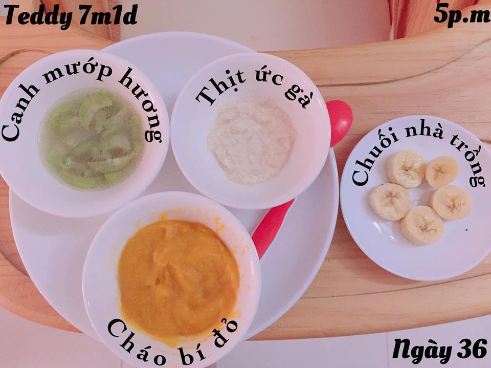 Bé ăn ngon miệng với thực đơn ăn dặm 3in1 cho trẻ 7 tháng - Ảnh 8.