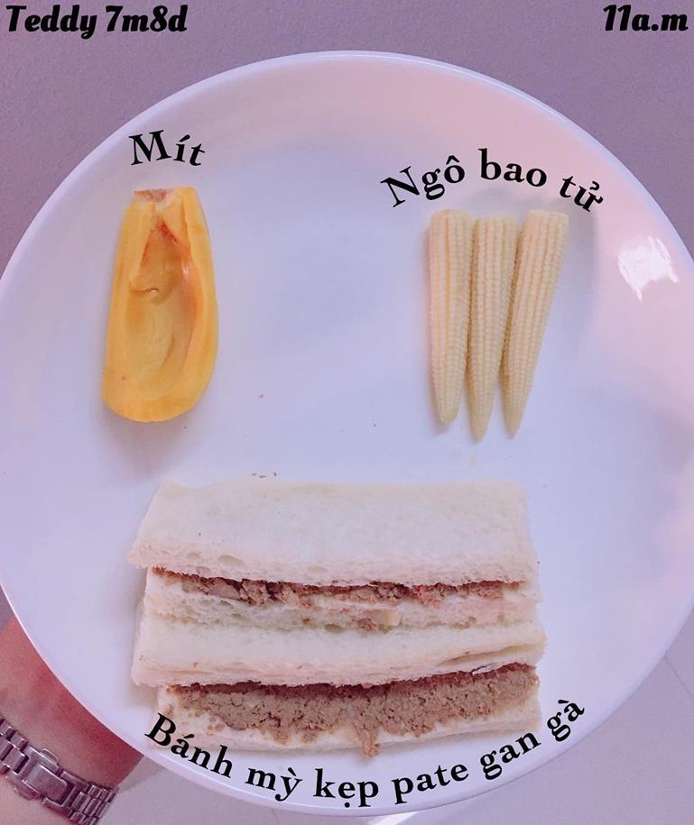 Bé ăn ngon miệng với thực đơn ăn dặm 3in1 cho trẻ 7 tháng - Ảnh 20.