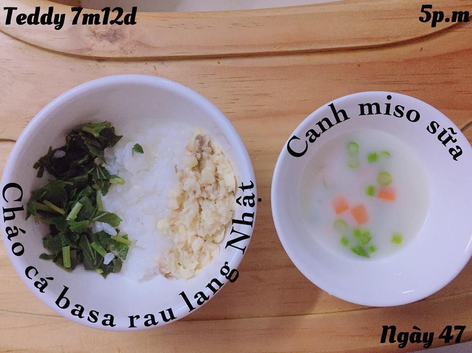 Bé ăn ngon miệng với thực đơn ăn dặm 3in1 cho trẻ 7 tháng - Ảnh 28.