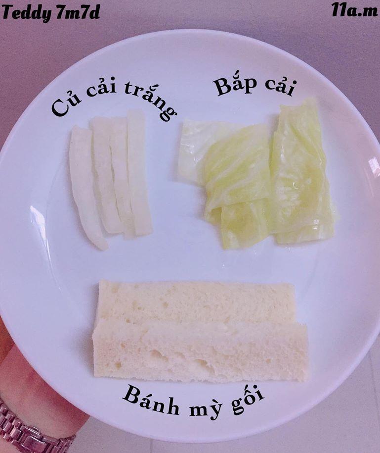 Bé ăn ngon miệng với thực đơn ăn dặm 3in1 cho trẻ 7 tháng - Ảnh 18.