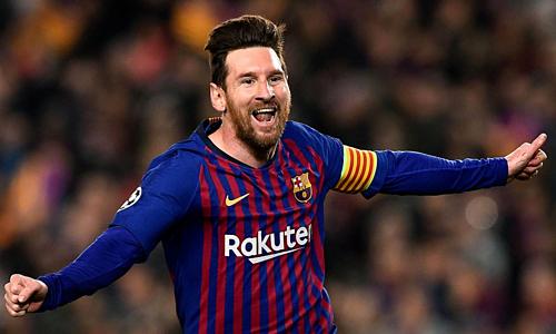 Solskjaer: Messi và Barca ở đẳng cấp cao hơn hẳn Man Utd - Ảnh 1.