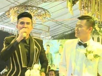 Đám cưới tiền tỉ, mời anh Bo Đan Trường về biểu diễn ở Hưng Yên - Ảnh 2.