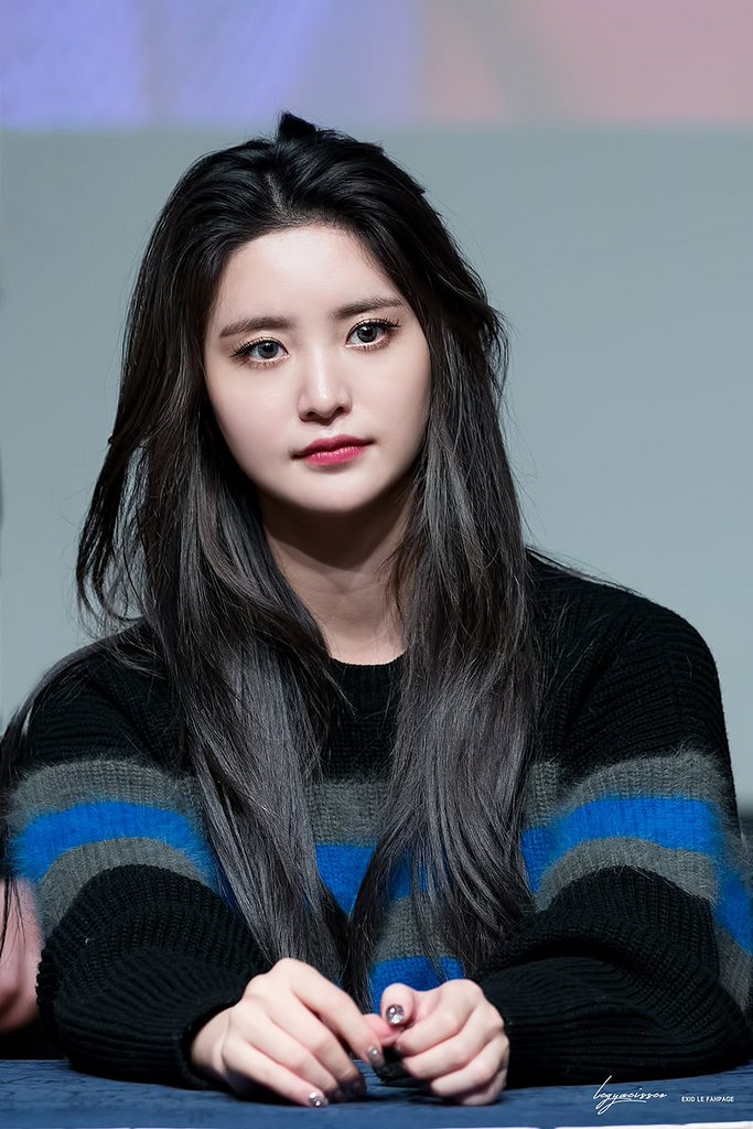 Sao nữ Hàn gây chú ý nhờ đạt đỉnh cao nhan sắc qua những lần tái xuất thần thánh - Ảnh 5.