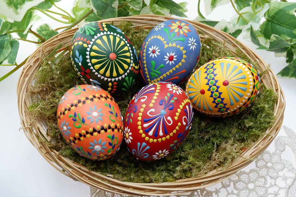 Đi tìm lời giải về biểu tượng trứng và thỏ trong ngày lễ Phục sinh - Ảnh 2.
