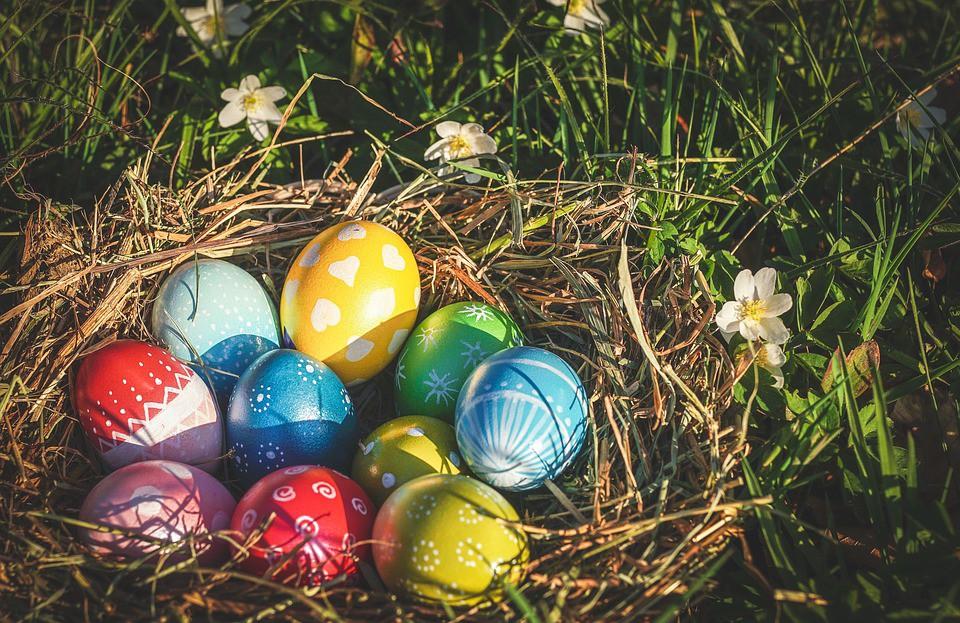 Đi tìm lời giải về biểu tượng trứng và thỏ trong ngày lễ Phục sinh - Ảnh 3.
