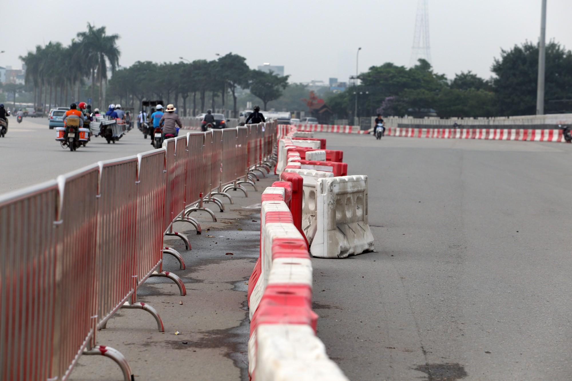 Cận cảnh nơi xe đua F1 sắp trình diễn ở sân vận động Mỹ Đình - Ảnh 10.