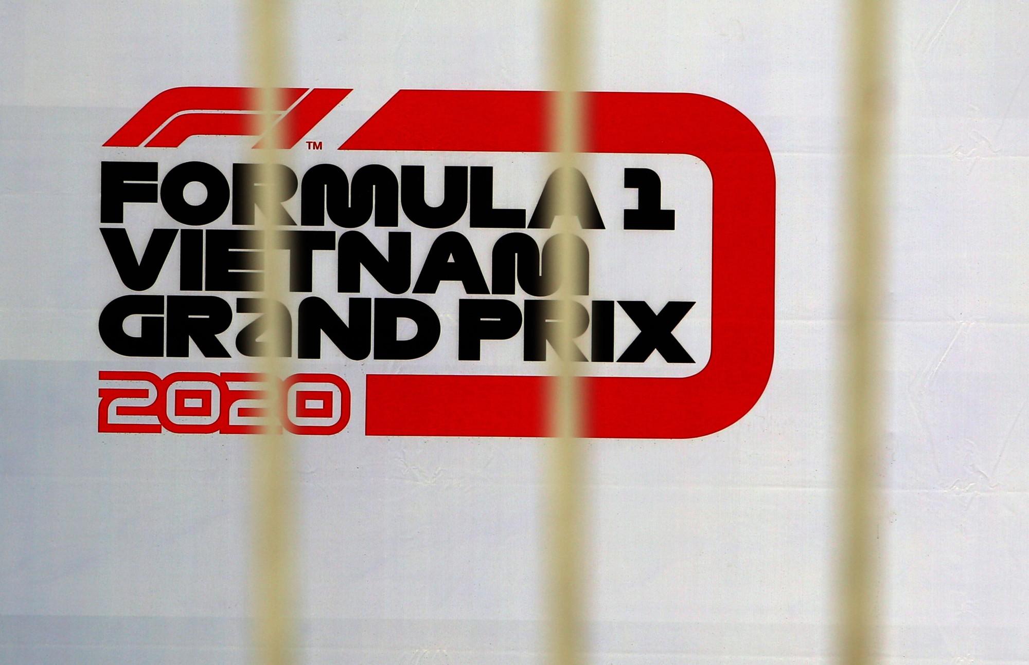 Cận cảnh nơi xe đua F1 sắp trình diễn ở sân vận động Mỹ Đình - Ảnh 4.
