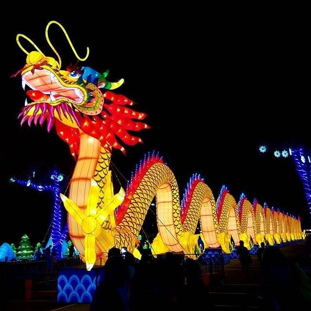 Quẩy tưng bừng tại lễ hội ánh sáng lớn nhất TP HCM - Ảnh 6.