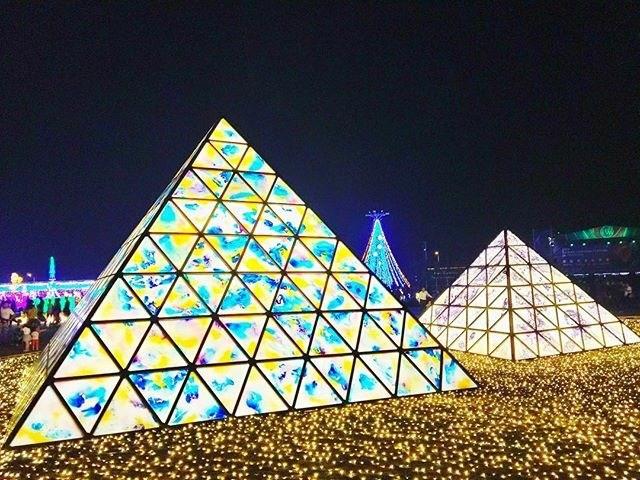 Quẩy tưng bừng tại lễ hội ánh sáng lớn nhất TP HCM - Ảnh 5.