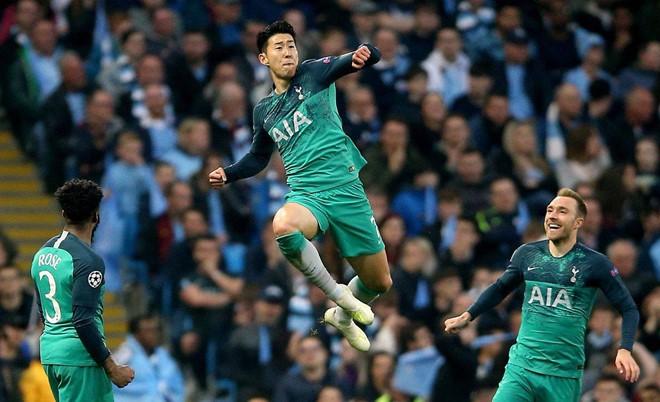 Son Heung-min trở thành cầu thủ châu Á vĩ đại nhất Champions League - Ảnh 1.