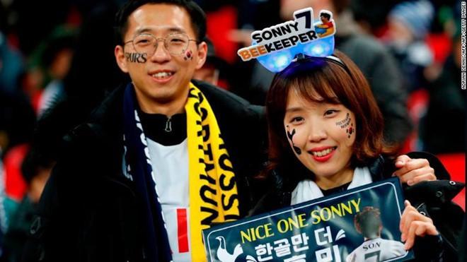 Khi Park Ji-sung cũng chào thua Son Heung-min - Ảnh 2.