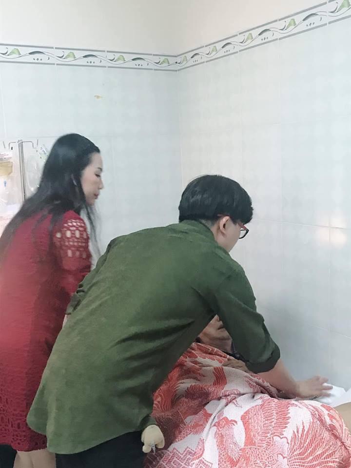 Rơi nước mắt tâm sự của nghệ sĩ Lê Bình: Nằm viện, tiền tỉ cũng thành mớ giấy lộn - Ảnh 3.
