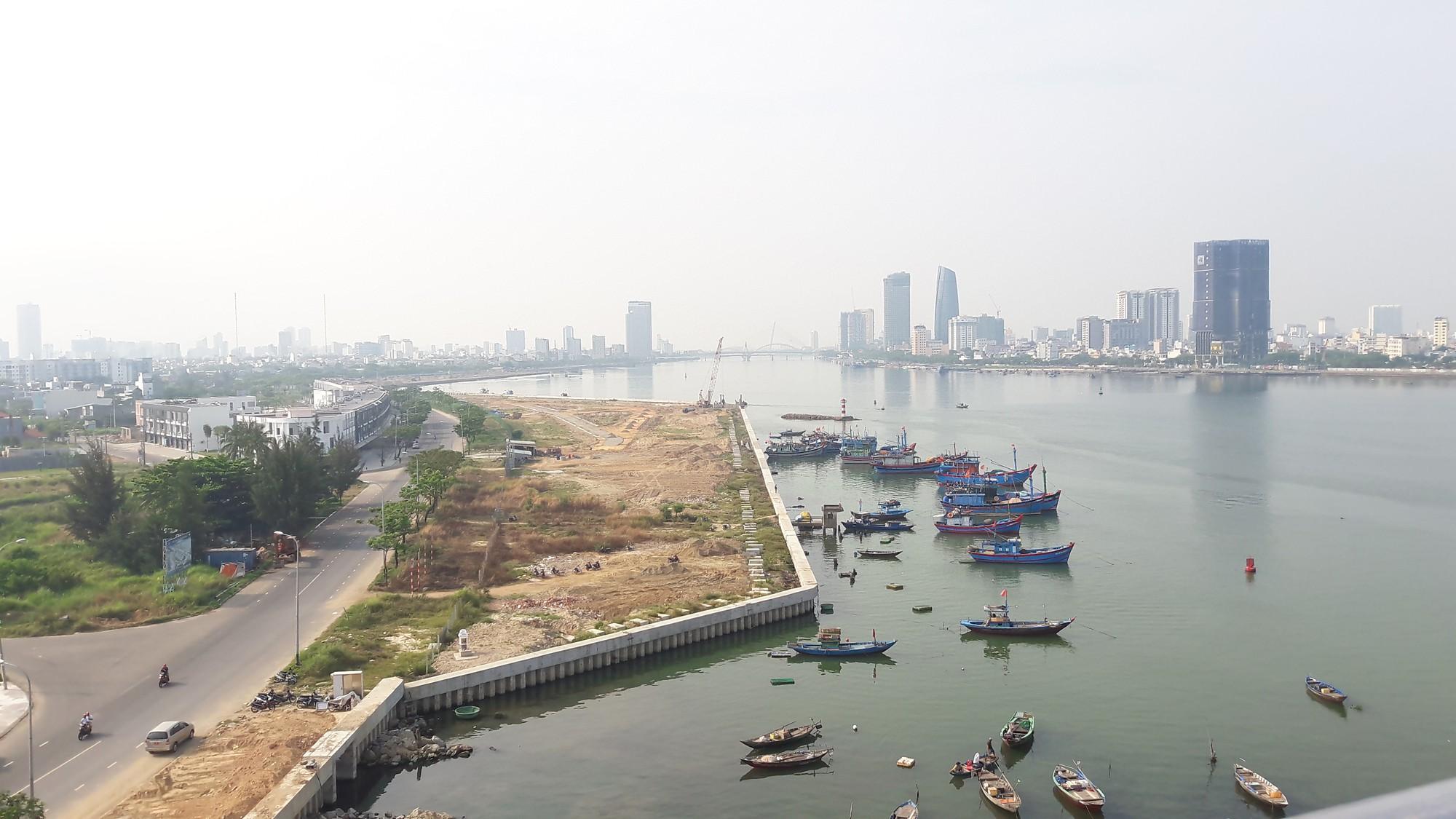 Chủ đầu tư nói thi công Dự án bất động sản và bến du thuyền - Marina Complex tạo điểm nhấn cho Đà Nẵng - Ảnh 1.