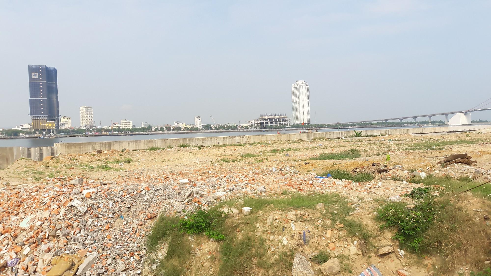 Vụ tạm dừng dự án Marina Complex ở Đà Nẵng: Cận cảnh những công trình, dự án dọc hai bờ sông Hàn hiện nay - Ảnh 7.
