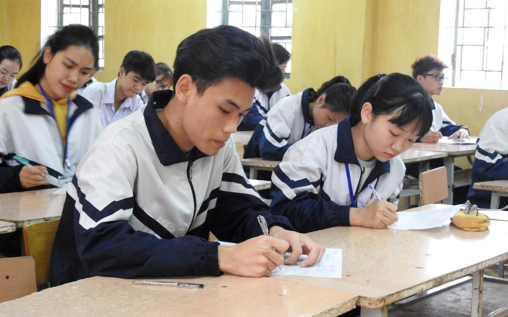 Đề thi thử THPT quốc gia 2019 môn Sinh học Sở GD&ĐT Hà Tĩnh
