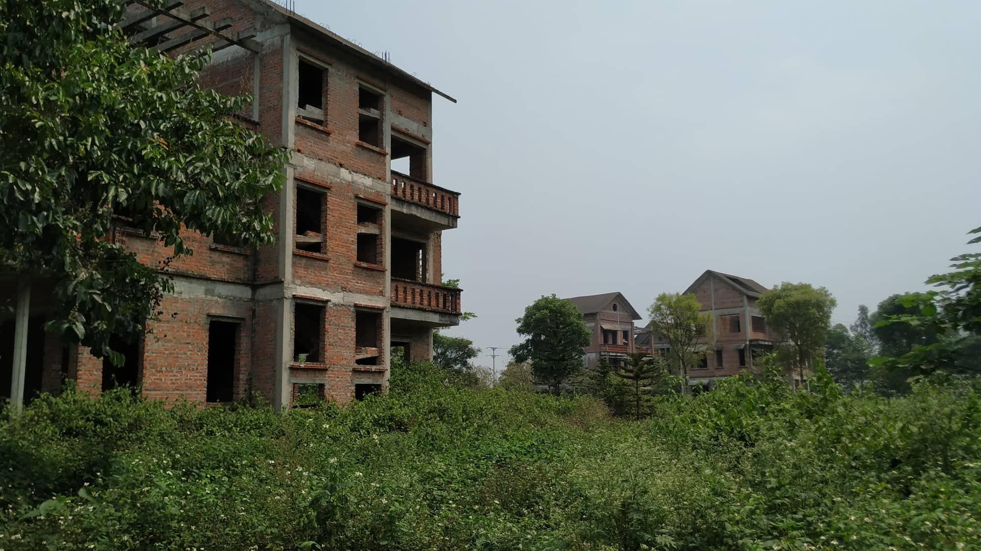 Sau 10 năm xây dựng, 2.000 ha đất hoang tàn, bỏ hoang tại Mê Linh - Ảnh 8.