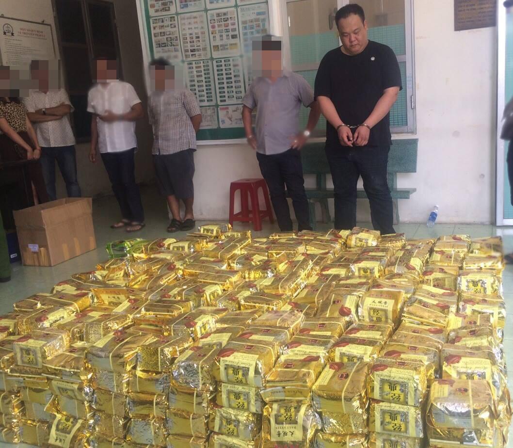 Hơn 1,1 tấn ma túy bị Công an TP HCM bắt giữ - Ảnh 3.