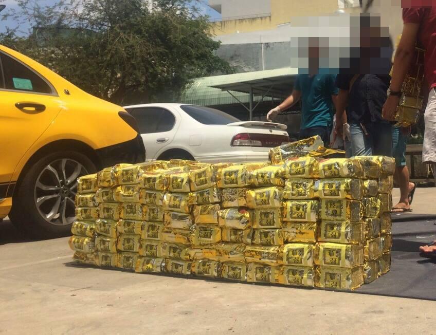 Hơn 1,1 tấn ma túy bị Công an TP HCM bắt giữ - Ảnh 2.