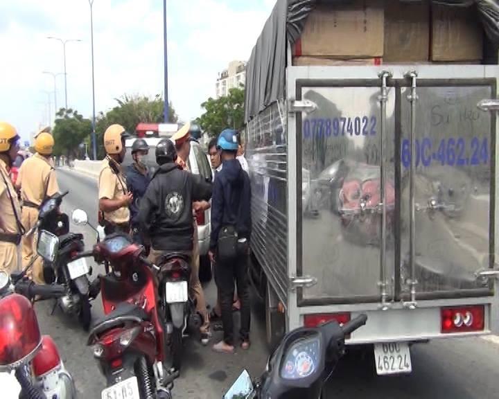 Hơn 1,1 tấn ma túy bị Công an TP HCM bắt giữ - Ảnh 1.