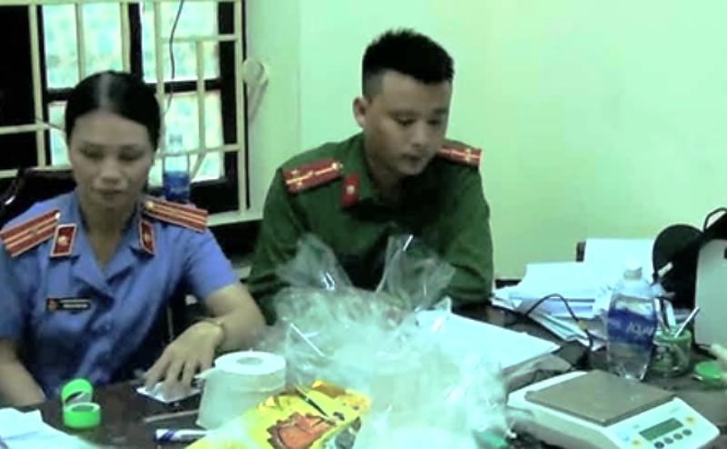 VKS tỉnh Nghệ An thông báo về chuyên án ma túy cực lớn - Ảnh 3.