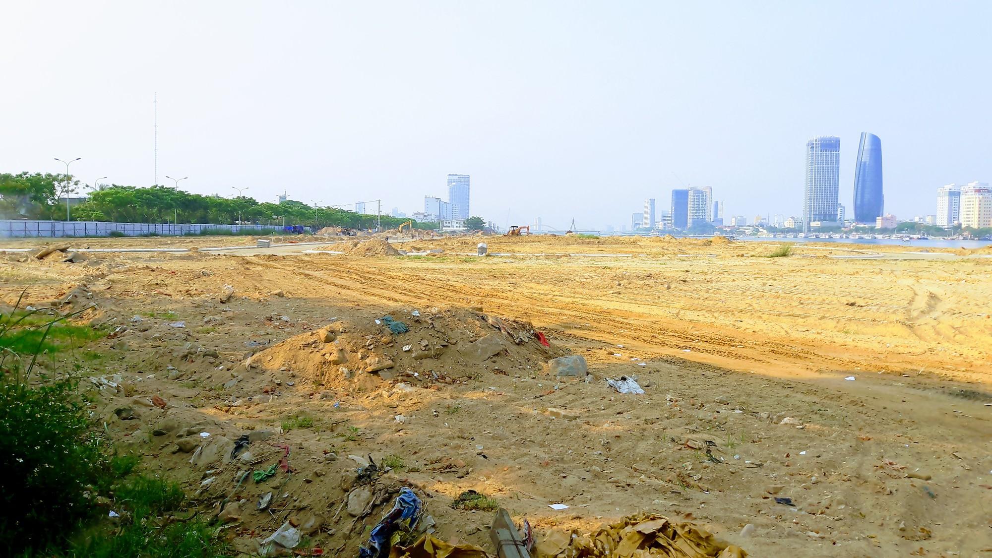 Vụ tạm dừng dự án Marina Complex ở Đà Nẵng: Cận cảnh những công trình, dự án dọc hai bờ sông Hàn hiện nay - Ảnh 14.