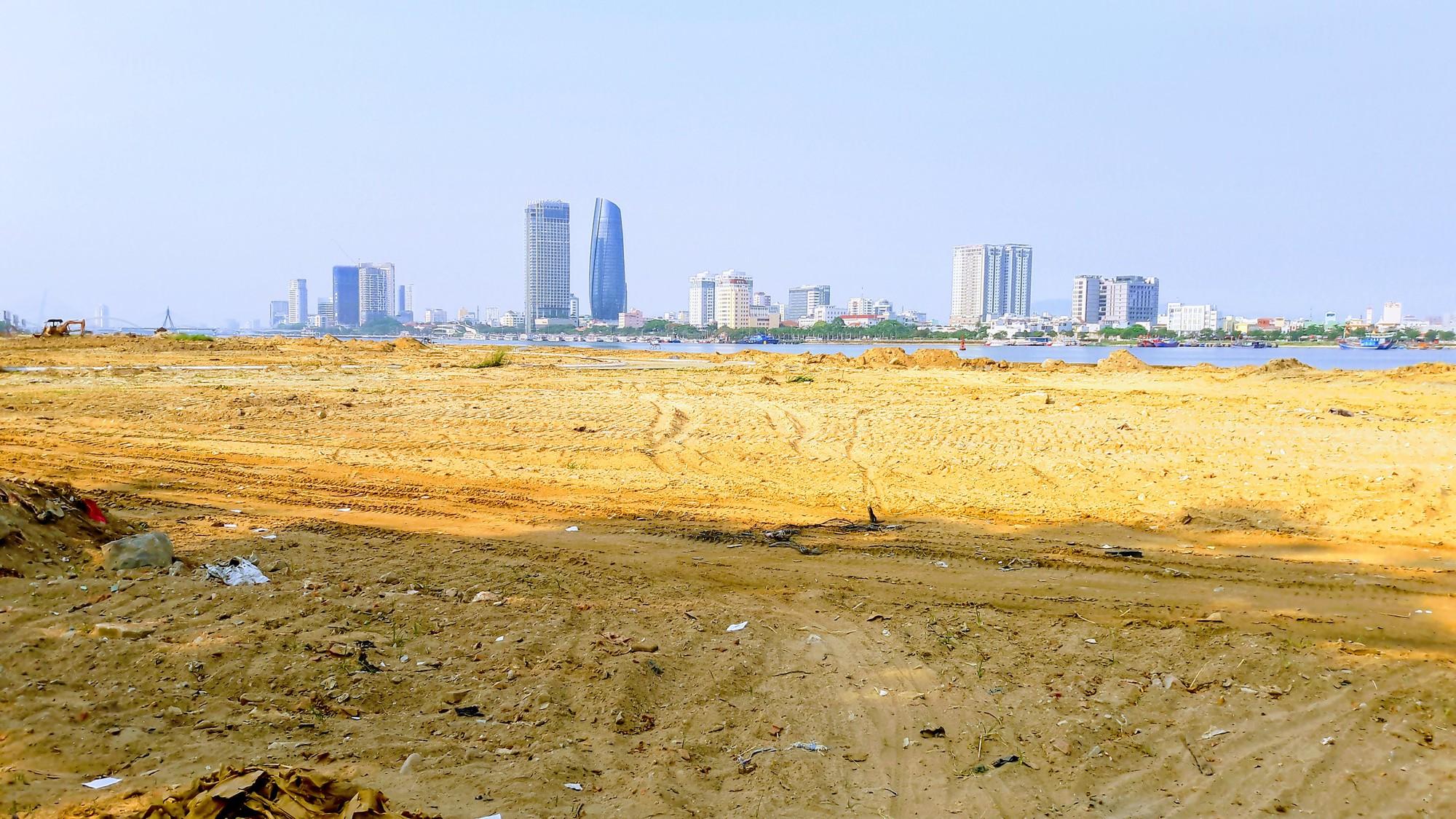 Vụ tạm dừng dự án Marina Complex ở Đà Nẵng: Cận cảnh những công trình, dự án dọc hai bờ sông Hàn hiện nay - Ảnh 13.