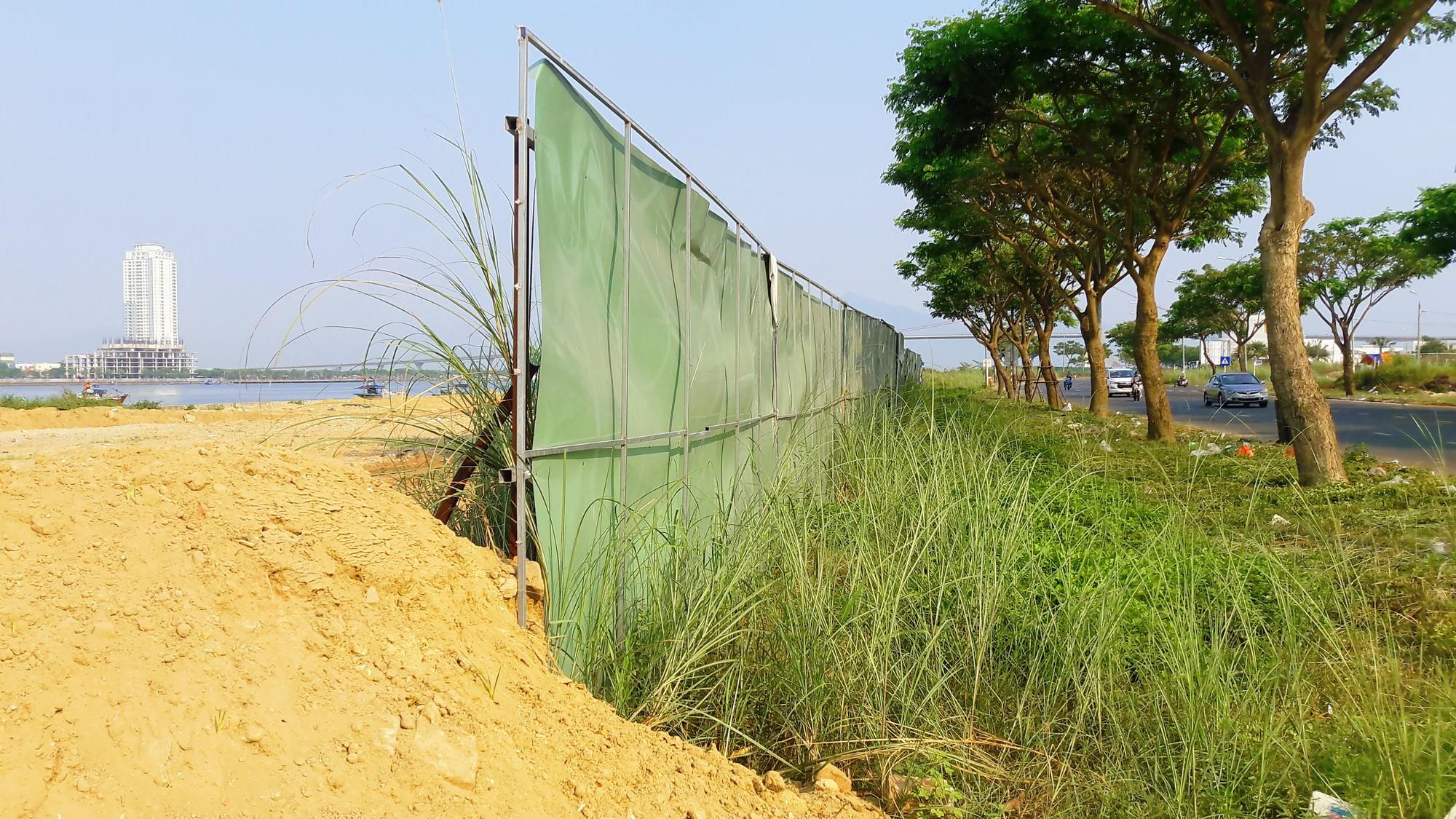 Vụ tạm dừng dự án Marina Complex ở Đà Nẵng: Cận cảnh những công trình, dự án dọc hai bờ sông Hàn hiện nay - Ảnh 12.
